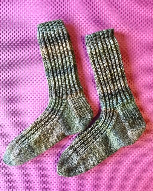 Cameo Socks For Him!