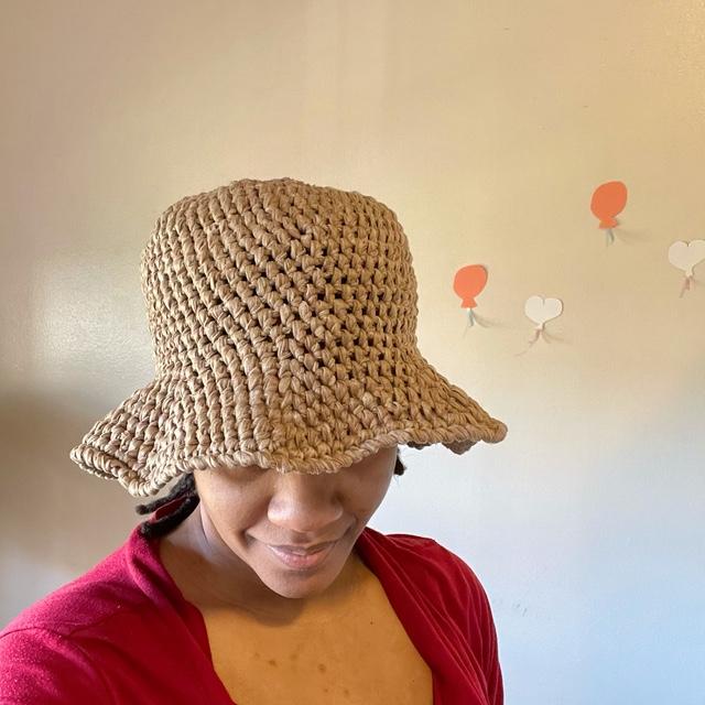 Crocheted Summer Sun Hats for Everyone